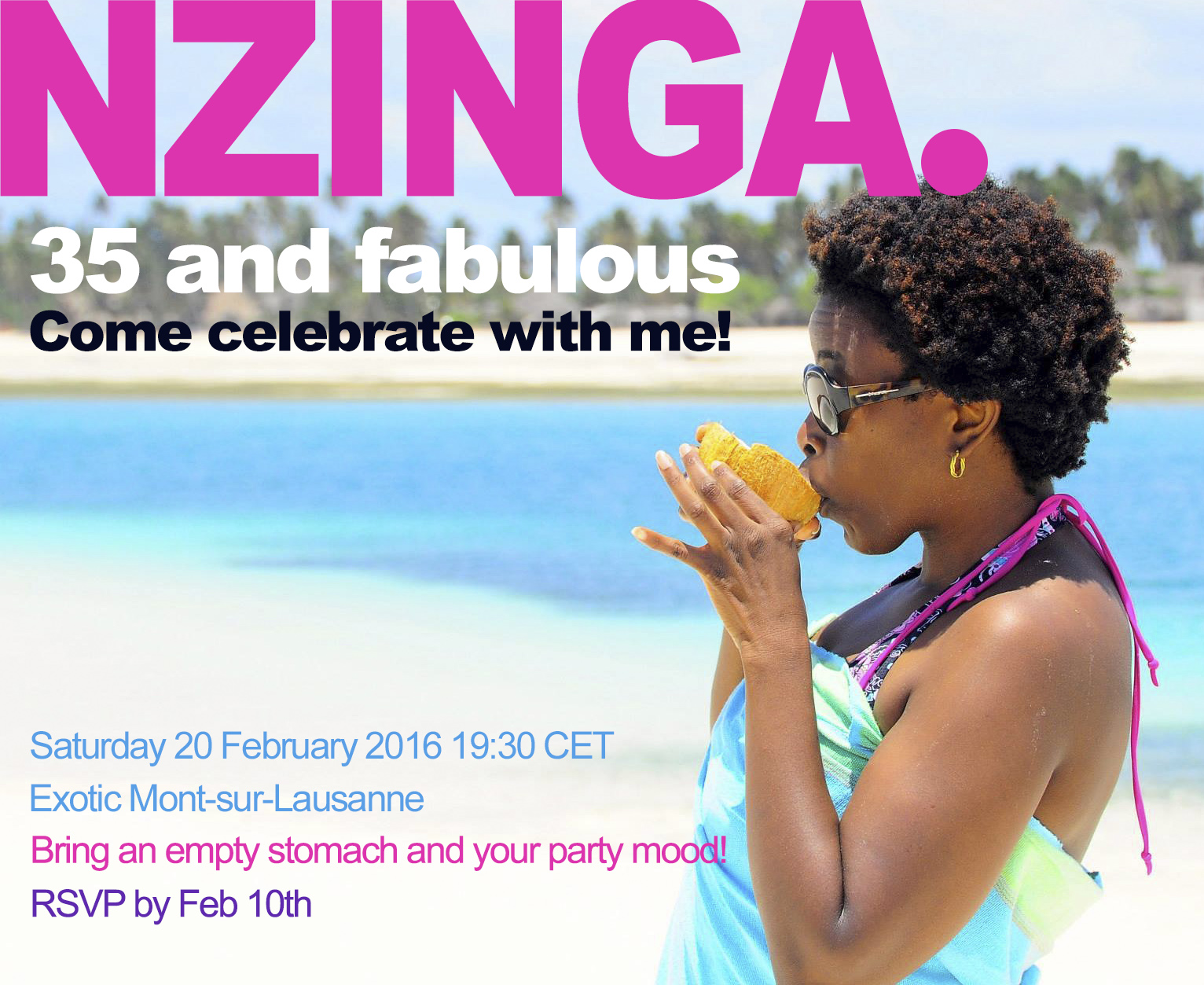 Invitation, 2016