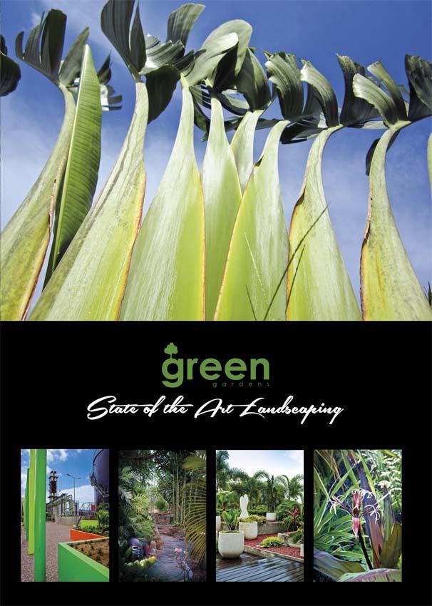 flyer Green Gardens