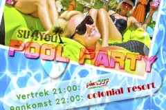 SUforYou PoolParty 11 april 2014final