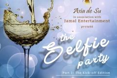 flyer Selfie , Asia de Su, Paramaribo 2015