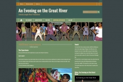 Webdesign voor Jamaica Jungle River Promotions, 2016